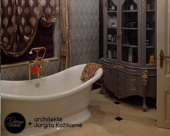 Klasikinis vonios kambarys