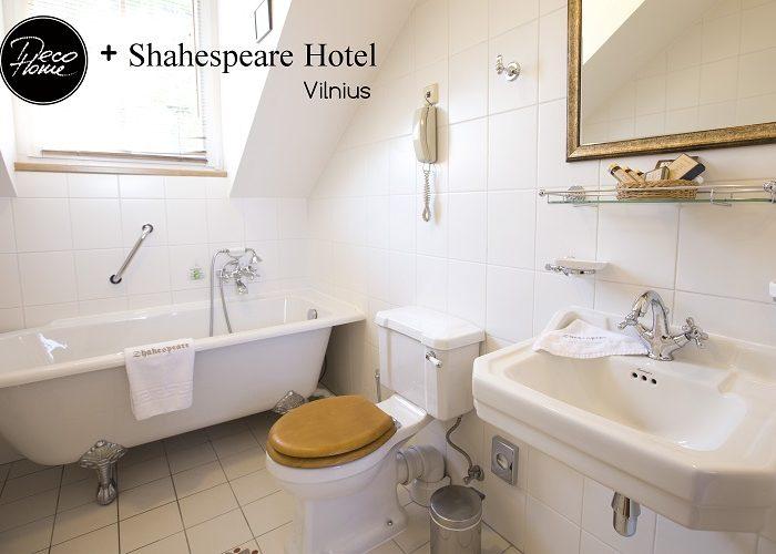 Shakespear Trollope su logo