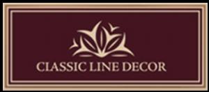 Classic line decor logo