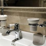 Retro vonios kambarys
