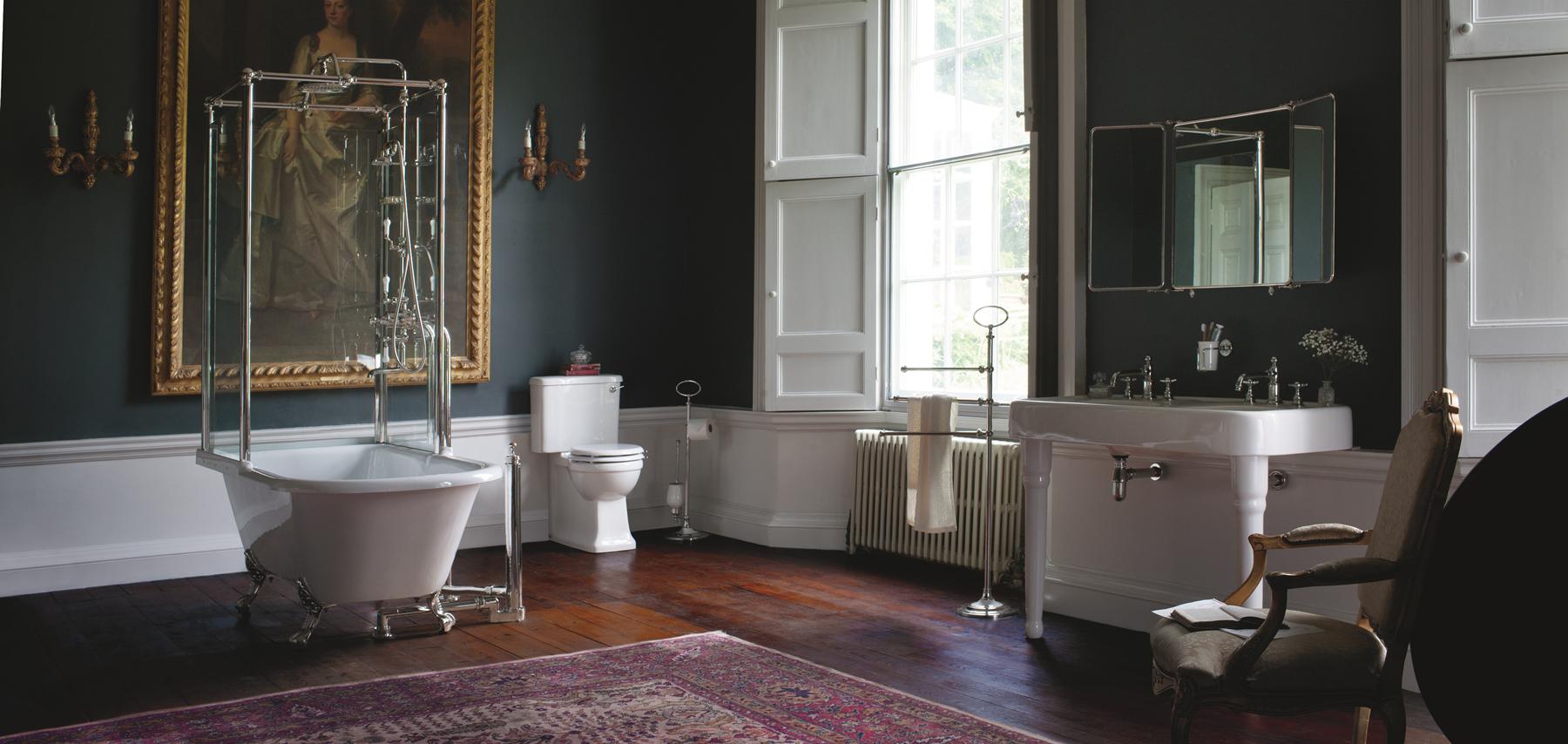 Klasikine vonios iranga