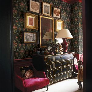 Klasikiniai tapetai French Tapestry