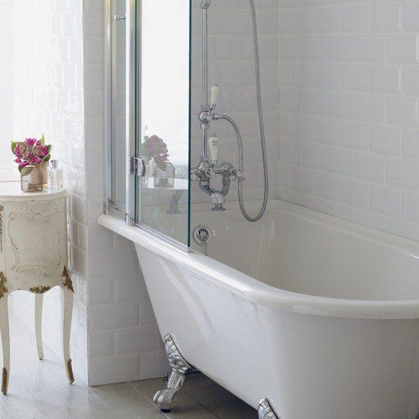 Kampinė vonia Hampton