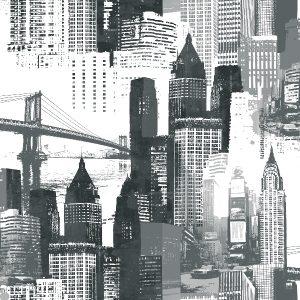 Klasikiniai tapetai New York