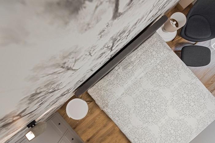 Miegamojo tapetai