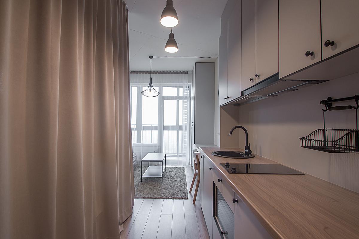 Interjeras – ir mažas butas gali būti patogus