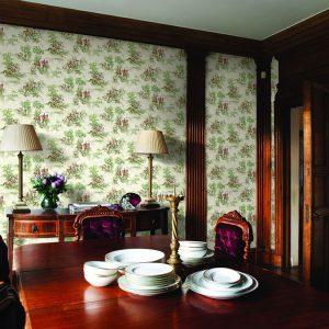 Klasikiniai tapetai English Elegance