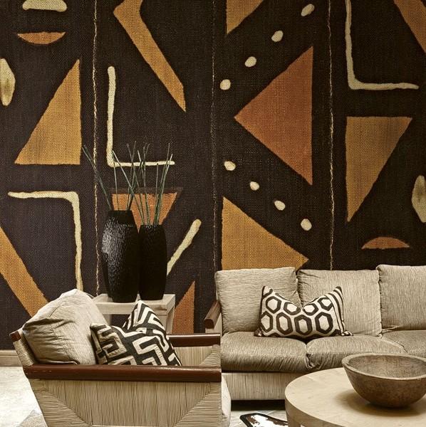 Modernūs tapetai Global Style