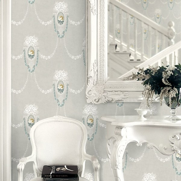 Klasikiniai tapetai Bouquet