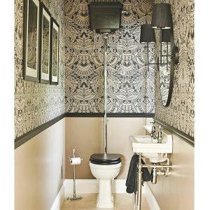 Prabangus klasikinis tualetas Burlington
