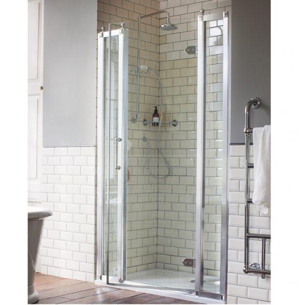 Varstomos dušo durys Burlington