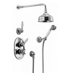 Croisette termostatinio dušo sistema