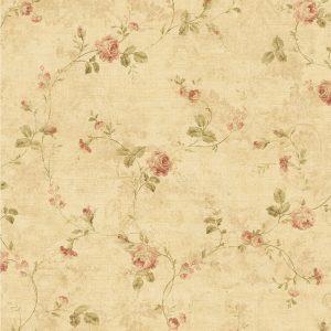 Smulkių gėlių tapetai AC41207