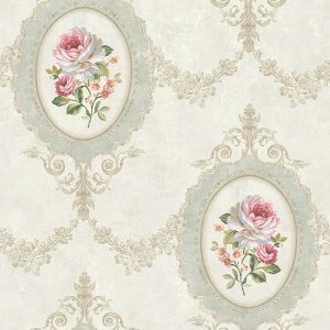 Tapetai French Cameo FL91701