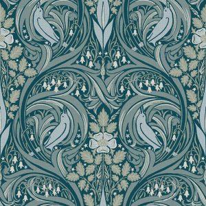 Tapetas Art Nouveau MR70104