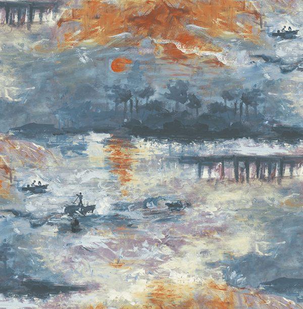 Tapetai French Impressionist FI70002