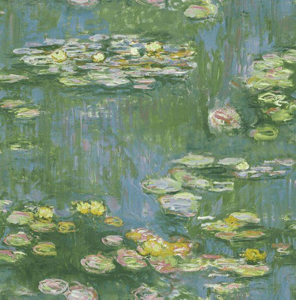 Tapetai French Impressionist FI71502