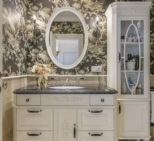 Klasikinis vonios interejeras