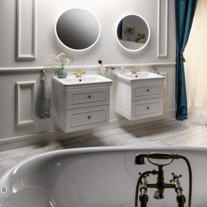 Pakabinamas baldas voniai Violeta