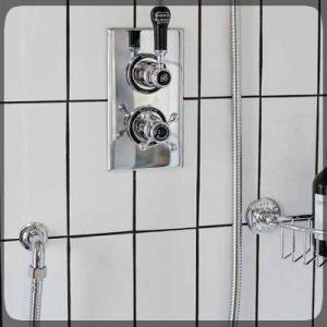 Potinkinės dušo sistemos