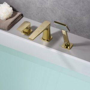 Įmontuojamas vonios maišytuvas Monaco
