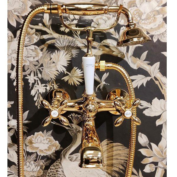 Prabangus vonios maišytuvas Tiberius