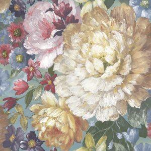 Tapetas su gėlėmis Charleston CN30102