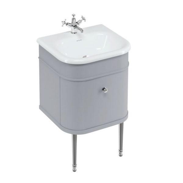 Klasikinė vonios spintelė Chalfont 55cm