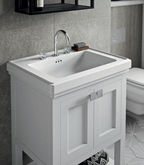 Vonios kambario spintelė Riviera