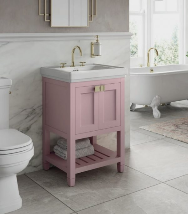Klasikinis vonios baldas Riviera