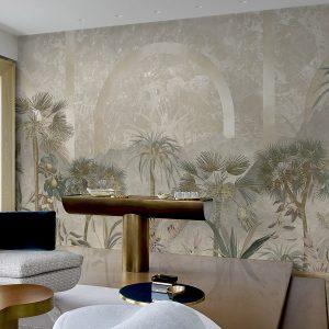 Fototapetai su palmėmis MU13022