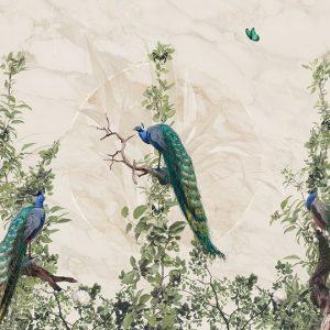 Fototapetas su paukščiais Maunce 3 MU13040